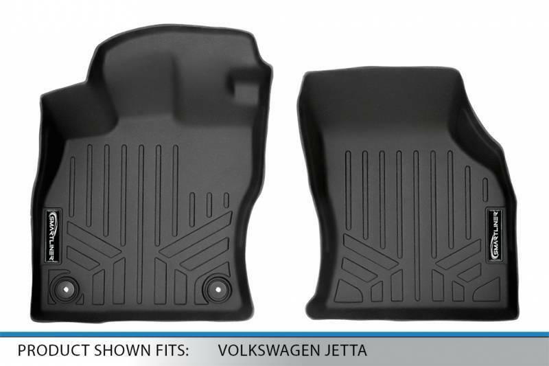 Maxliner 2019-2021 Fits Volkswagen Jetta Floor Mats 1st ...