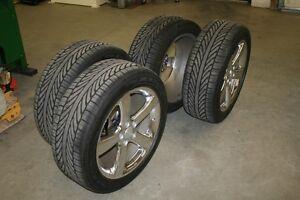 Wanted :4 Tires 225/60R17 for Pontiac Montana