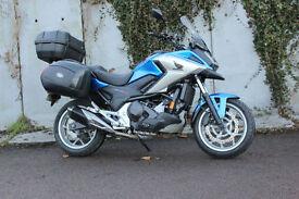 Honda NC 750 XD-G Adventure