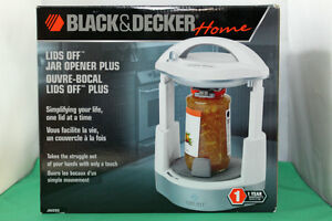 Black & Decker Home Lids OFf Jar Opener JW250 Arthritis Aid NEW Kingston Kingston Area image 5