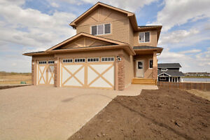 New 2-Storey in the Community of Lakes Estates in Strathmore