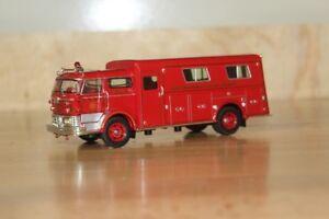 Camion de pompier  1960  1-50