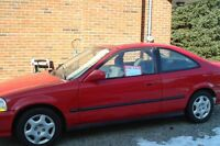 1998 Honda Civic Coupe (2 door) or trades welcome