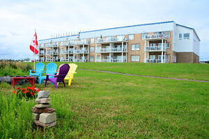 Oceanfront Condo For Sale - Shediac