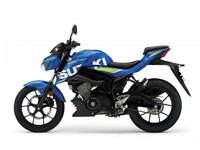 2017 SUZUKI GSX-S125. 3% APR FINANCE UP TO 36M.PAYMENTS FROM 86 POUNDS OVER 36M