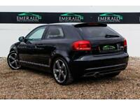 2011 11 AUDI A3 2.0 TDI S LINE SPECIAL EDITION 3D 138 BHP DIESEL