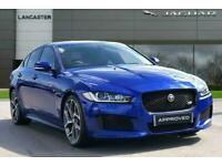 2017 Jaguar XE S Auto Saloon Petrol Automatic