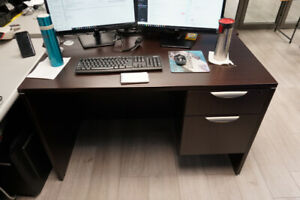 4 Great Condition Office Desks - $100 (Richmond)