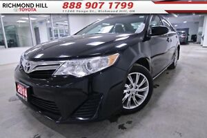 2014 Toyota Camry LE   - local - non-smoker - Certified - Chrome