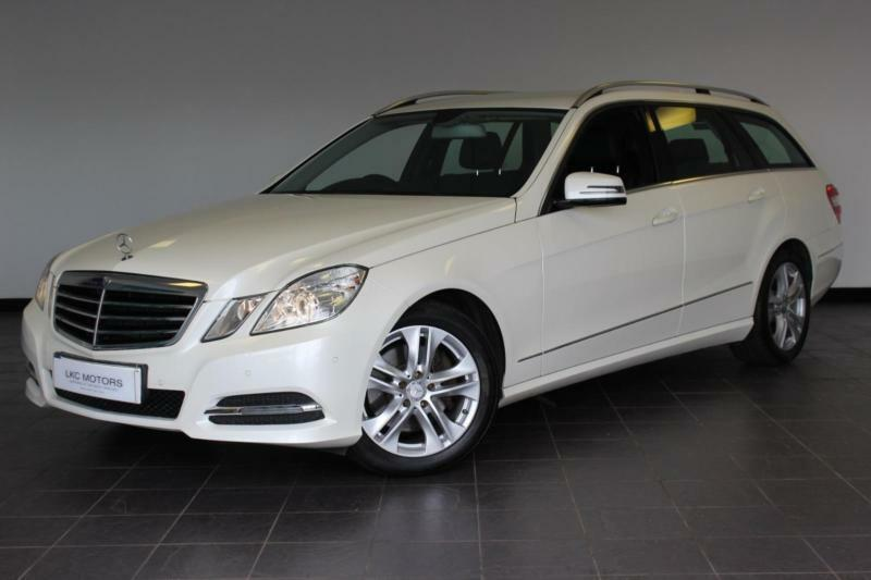 2012 MERCEDES E-CLASS E300 BLUETEC HYBRID ESTATE