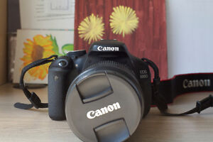 Canon 600D/T3i with 18-135mm STM