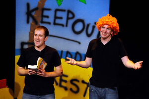 Potted Potter show Tickets For Sale