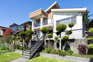 Beautiful 4 Bedroom & 4 Bathroom Available -Vancouver