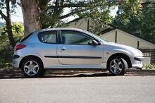 2001 Peugeot 206 Hatchback Ryde Ryde Area Preview