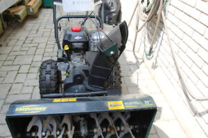 Snow Blower and Leaf Vacuum for Sale