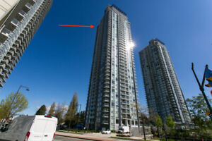 Penthouse unit with INCREDIBLE views in Surrey Central !