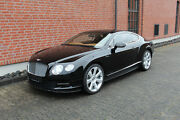 Bentley Continental GT W12 Mulliner Garantie Carbon Pack
