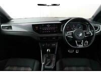2018 Volkswagen Polo 2.0 TSI GTI 5dr DSG Auto Hatchback Petrol Automatic