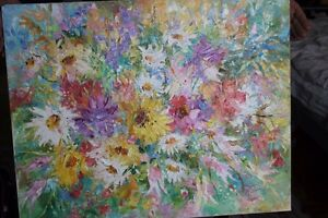 LOVELY BOUQUET painting