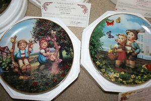 Hummel Plate Collection  NEW PRICE Belleville Belleville Area image 7