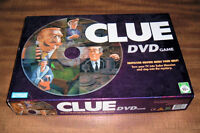 Clue DVD Game - 2006 - Complete