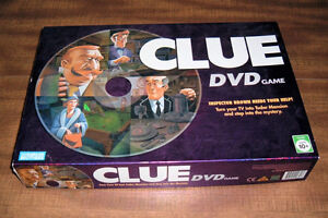 Clue DVD Game - 2006 - Complete London Ontario image 1