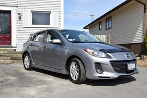 2012 Mazda Mazda3 Sport GS-SKY Hatchback - SAFETIED