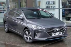 2017 Hyundai Ioniq 1.6 GDi (105ps) Premium Plug-in Hybrid PETROL/ELECTRIC grey