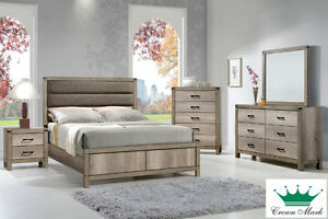 Brand NEW Matteo Queen bed! Call 613-389-6664!