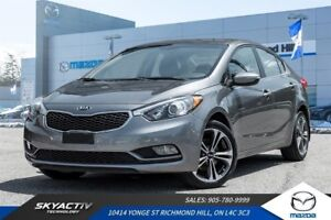2014 Kia Forte 2.0L EX ALLOYS*BLUETOOTH*ACCIDENT FREE