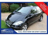 CHEAP CAR - 2006 55 MERCEDES-BENZ A CLASS 1.7 A170 AVANTGARDE SE 5D 114 BHP
