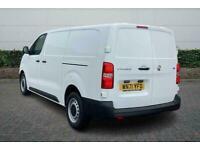 2021 Vauxhall Vivaro 3100 2.0d 120PS Dynamic H1 Van Manual Van Diesel Manual
