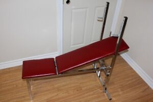 Weight Bench - Adjustable Flat Incline