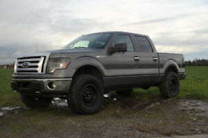 2009 f150 xlt 35s 4wd