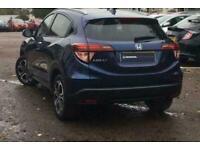 2016 Honda HR-V 5dr 1.5ivtec Ex Cvt CVT MPV Petrol Automatic