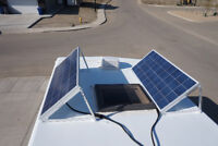 RV Solar Installations