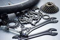 Bicycle Tune Ups, Adjustments and More For A Reasonable Price