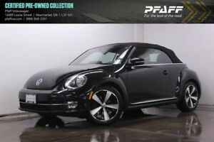 2015 Volkswagen The Beetle Convertible Sportline 2.0T DSG 6sp at