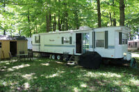39' Terry Trailer 2002, LIKE NEW