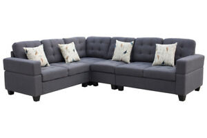 BRAND NEW FABRIC SECTIONAL LOW PRICE
