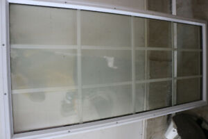 front door glass insert