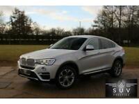 2014 BMW X4 2.0 XDRIVE20D XLINE 4d 188 BHP Coupe Diesel Automatic