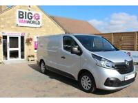 2015 RENAULT TRAFIC SL27 DCI 120 BUSINESS PLUS ENERGY SWB LOW ROOF VAN SWB DIESE