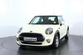 2015 MINI HATCH ONE D HATCHBACK DIESEL
