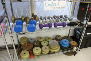Assorted Weights 75 Cents Per Pound (#325)