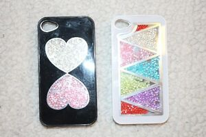 10 cell phone cases for iPhone 4 or 4S and 5 home buttons Kitchener / Waterloo Kitchener Area image 4