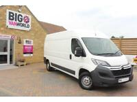 2016 CITROEN RELAY 35 HDI 130 L3 H2 ENTERPRISE LWB MEDIUM ROOF VAN LWB DIESEL
