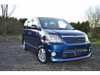 FRESH IMPORT FACE LIFT 2004 TOYOTA NOAH ESTIMA 2.0 PETROL AUTO 8 SEAT MPV