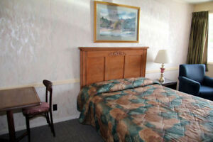 3 nights stay at Diamond Motor Inn - Owen Sound Nov. 23-26