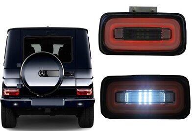 LED Heck Stoßstange NBL Lichtleiste Für Mercedes W463 89-15 Fog Lamp Rear Bump